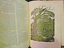 CHARLOTTE BRONTE- JANE EYRE- 1943 Random House FRITZ EICHENBERG Wood Engravings