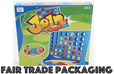 CONNECT 4 TRADITIONAL CLASSIC GAME FOR FAMILY FUN 2 PLAYERS
