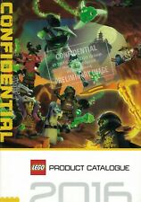 LEGO Dealer Catalogue 2016 - RARE!! - English - 95 Pages - Tracked P&P