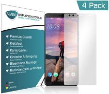 """Slabo Displayschutzfolie für HTC U12+ (4er Set) KLAR """"Crystal Clear"""""""