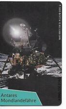 RARE / CARTE TELEPHONIQUE - SATELLITE : ESPACE SPACE FUSEE LUNE MOON / PHONECARD
