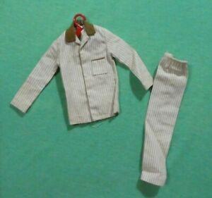 Vintage Ken Doll Clothes - Vintage Ken 781 Sleeper Set Brown