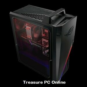Asus GAMING DESKTOP PC ROG Strix GA15 G15DH R7 3700X 16GB RAM 512GB SSD RTX2060S