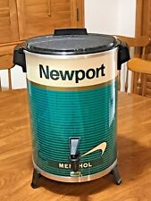 Vintage NEWPORT Cigarettes Newport Menthol WESTBEND 12-30 CUP COFFEEMAKER RARE