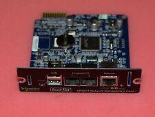 Schneider Electric Smart Slot AP9631 UPS NETWORK MANAGEMENT CARD 2 tested APC