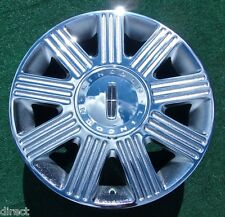 Set 4 NEW 2011 CHROME Lincoln TOWN CAR TownCar OEM Factory Style 17 inch WHEELS