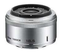 Nikon Single Focus Lens 1 Nikkor 18.5mm F / 1.8 Silver Nikon Cx Format Only F/S