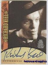 Wild West Season 1 Auto Card Richard Kiel