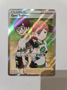 Gym Trainer 068/072 Trainer Full Art Rare Shining Fates Pack Fresh Pokemon