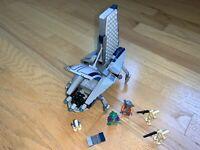 LEGO Star Wars Separatist Shuttle 8036 - Complete w/ Manual - READ DESCRIPTION