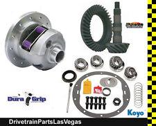 "Yukon DuraGrip Posi Pkg GM 8.6"" 4.11 Ratio Gear Set Master Rebuild Kit 2000-08"
