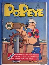 Four Color #145 (Popeye)