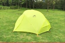 3F UL Gear Ultralight 2 person tent, 4 season - c/w fast pitch footprint