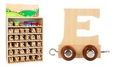 Diverse Lettera in legno Vagone Trenino per Bambini stanzetta e