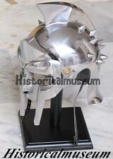 New Gladiator Maximus Medieval Armor Helmets 300 Movie Spartan Helmet SCA CFG15S