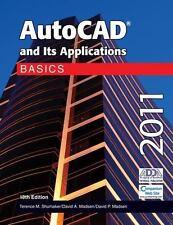 AutoCAD and Its Applications Basics 2011 by David P. Madsen, Terence M. Shumaker