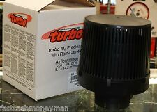 "PRECLEANER USA TURBO III T3-4.5"" INTAKE AIR PRE-CLEANER WITH RAIN CAP 4 1/2 INCH"