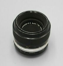 Nikon Micro-NIKKOR-pc Auto f/3.5 55mm for Nikon