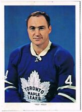 1963-65 Chex Photo Hockey Card Red Kelly