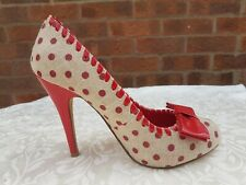 Next womens shoes size 6, heel height 12cm