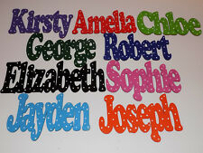 ANY NAME polka dots Wooden Name Plaques Word & Letters for wall/door craft sign