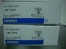 New One Omron Limit Switch D5A-1200