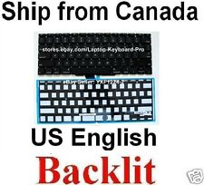 Apple MacBook Air A1370 A1465 Keyboard - Backlit - US English - New