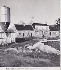 1966  --  PRES DE LOUARGAT  VIEILLE FERME MODERNISEE   3H032