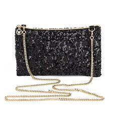 Sequin Sparkly Party Evening Small Handbag