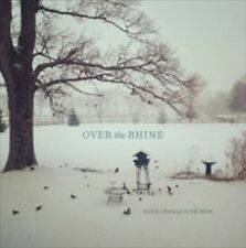 Over the Rhine - Blood Oranges In The Snow -CD  New