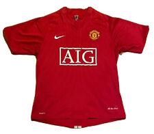 Vintage Manchester United Football Shirt - 2007-09 237924