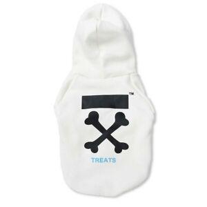 Luxury Brand Design Pet Dog Hoodie Puppy Jacket All Sizes Cotton Coat Ropa Perro
