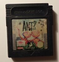 Nintendo Gameboy ANTZ - Tested - No Box/Manual