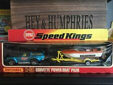 matchbox speedkings K-58A-1.Version Rares Set mint OVP v.n.mint from 1976