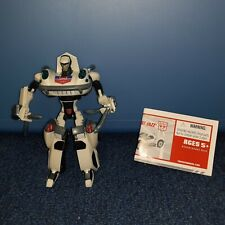 Transformers Animated Jazz complete w/instructions
