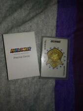 CLUB NINTENDO EXCLUSIVE MARIO PARTY PLAYING CARDS VERY RARE & SEALED UK SELLER