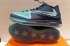NIKE FIELD GENERAL 2 AIR MAX FOOTBALL SHOES SIZE US 9 NAVY BLUE 749310-441