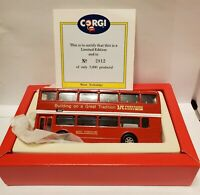 Corgi Yorkshire Rider Series  West Yorkshire  Metrobus 1-64 Complete in box