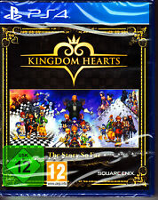Kingdom Hearts The Story So Far PS4 Spiel HD 1.5 + 2.5 + 2.8 Neu Rollenspiel