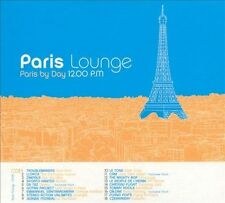 Paris Lounge by Various Artists (2 CDs, 2001 Wagram) Chill Out/Day & Night Mixes