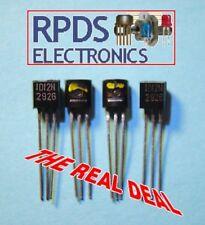 10 pieces IDI 2N2926 General Purpose NPN Transistor TO92 NOS