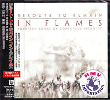 IN FLAMES-REROUTE TO REMAIN-JAPAN CD BONUS TRACKS E75