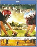 Facing the Giants (Blu-ray Disc, 2009) - NEW!!