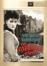 The Forbidden Street DVD - Maureen O'Hara, Dana Andrews, Sybil Thorndike