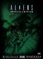 Aliens (DVD, 1999, Special Edition)