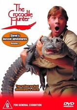 THE CROCODILE HUNTER Steve's Aussie Adventures Volume 3 DVD - Steve Irwin *Rare*