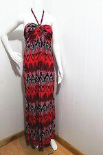 New Women Summer Colorful Pattern Sundress Evening/Clubbing Fashion MAXI Dress