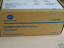 KONICA MINOLTA A08D0W2 COMPACT FLASH CF ADAPTER for MAGICOLOR 4600/4650 SERIES
