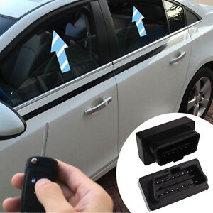 Automatic Car Window Closer Remote Controller OBD2 For Chevy Cruze Buick Encore