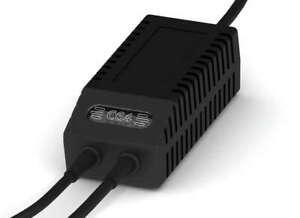 C64 FDD Dual PSU Modern - Replacement Commodore 64 + FDD 1541-II Power Supply